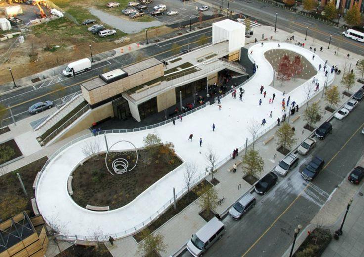 Marist College Student Center on Architizer