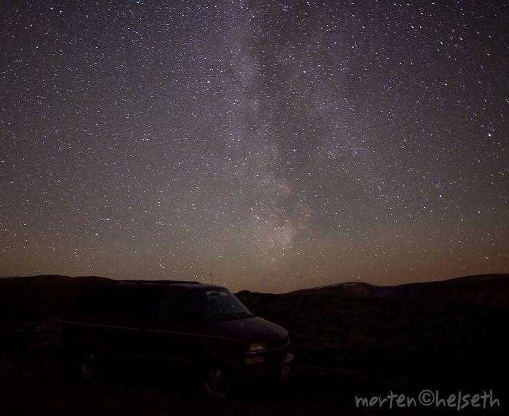 #milkyway  Melkeveien #star #astro