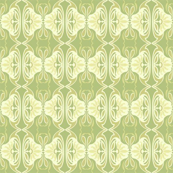 art deco pattern wallpaper