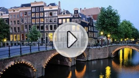Amsterdam Het Venetië van het Noorden
