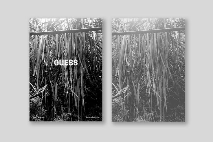 GUESS by Jan S. Hansen (Special Edition)