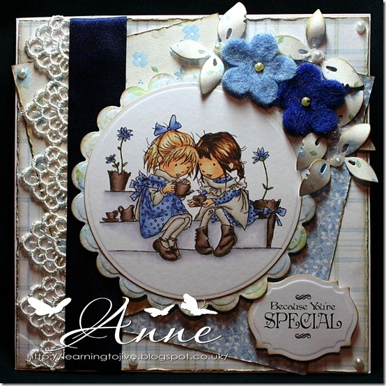 LOTV - Little Girls Tea Time - http://www.liliofthevalley.co.uk/acatalog/Stamp_-_Little_Girls_-_Tea_Time.html