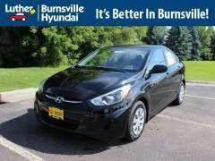 2015 Hyundai Accent GLS | Luther Burnsville Hyundai | Vehicles for sale in Burnsville