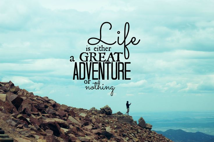 Adventure Quotes Pictures Images: Adventure Quote