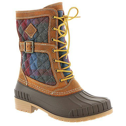 Kamik Women's Sienna Dark Brown 1 Boot Kamik https://www.amazon.