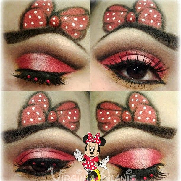 Minnie eyes