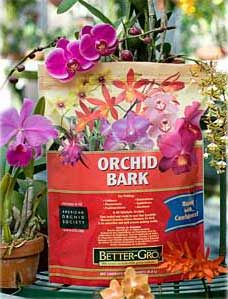 Orchid Bark.  Follow the link to learn where to buy Better-Gro Orchid Bark.  LIKE us on facebook: www.facebook.com/bettergro.