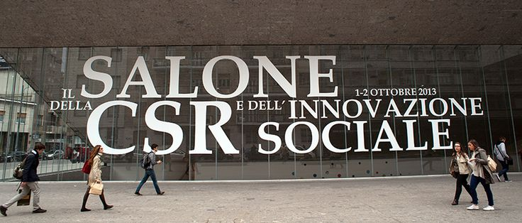 CSR convention about Corporate Social Responsibility and social innovation is the most important Italian event about the evolution of corporate social responsibility to a more holistic approach and profound commitment to sustainable development. Guest relationships are flawlessly managed with Eventboost platform. Read more on eventboost.com