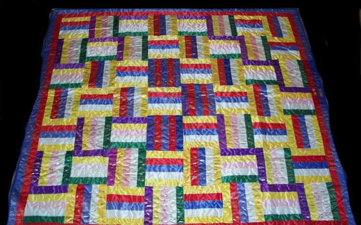 show ribbon quilt