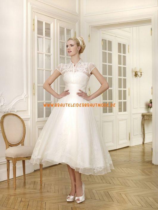 Wunderschön Designer Hochzeitskleider aus Softnetz