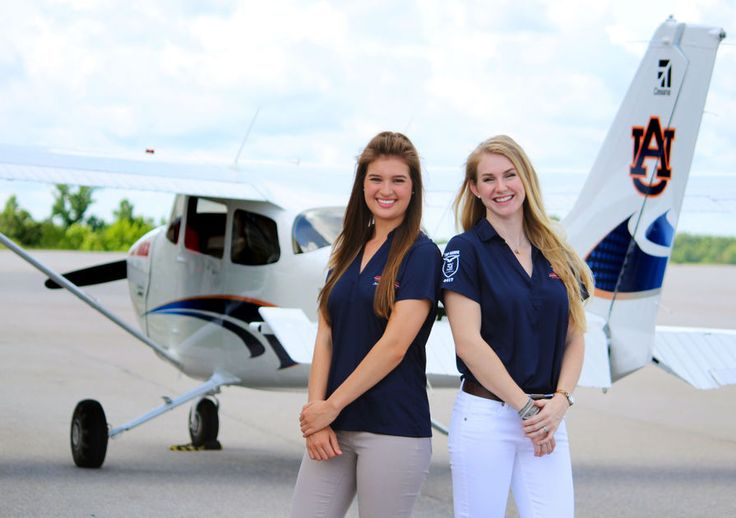 All-female Auburn University team to compete in cross-country aviation competition next week - Opelika Auburn News