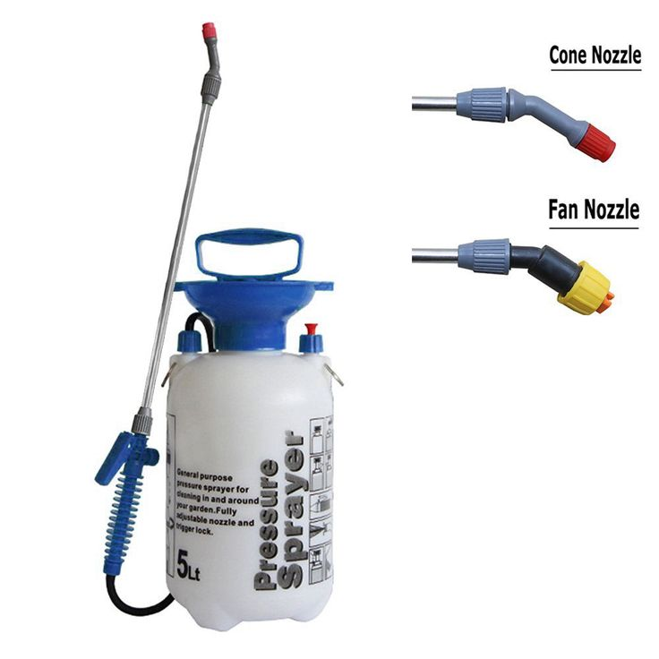 Garden Pump Sprayer