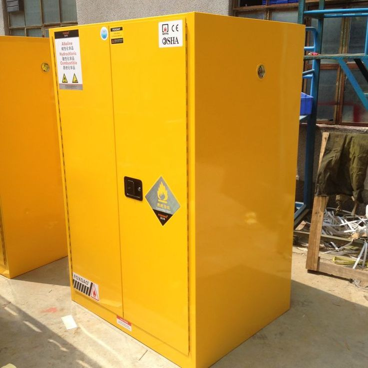 Flammable Liquid Storage Cabinet For Sale Safety