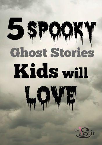 The 25+ best Ghost stories for kids ideas on Pinterest | Children ...
