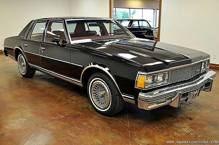 1978 Chevrolet Caprice 4-Door Sedan Maintenance/restoration of old/vintage vehicles: the material for new cogs/casters/gears/pads could be cast polyamide which I (Cast polyamide) can produce. My contact: tatjana.alic@windowslive.com