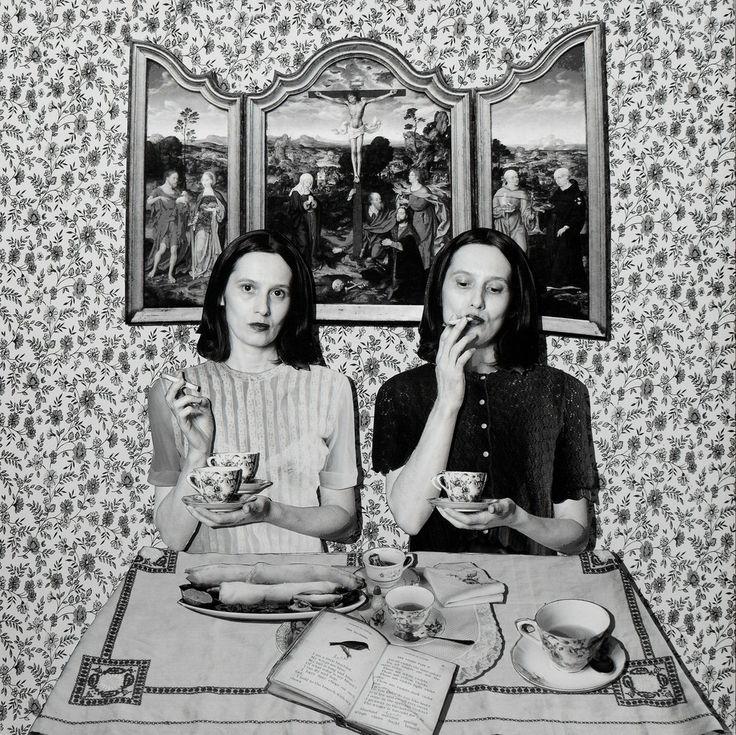 Cornelia Hediger, The Smoker, 2016, KLOMPCHING GALLERY