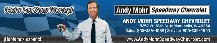 Coupons & Specials from Andy Mohr Speedway Chevrolet. #oilchange #autoservice #Indianapolis