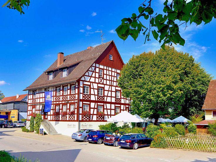 Stunning Der Adler Gasthof in Lindau ist der lteste Landgasthof in der Region travel