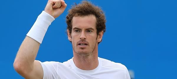 Andy Murray wins his second match of the day to secure his fourth Queen's Club title. Match report to follow.