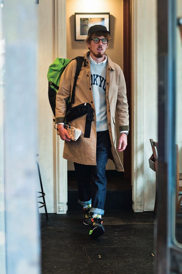 Beams Fall Winter 2013 Collection Lookbook