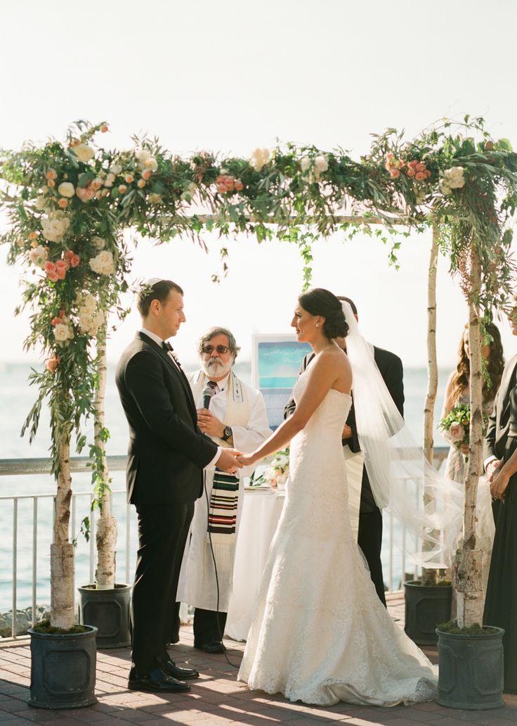 Tuscan Inspired Nyc Summer Wedding