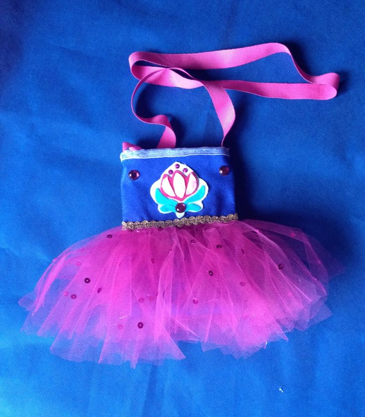 Borsa di Anna Frozen con tulle - DIY bag Disney Frozen