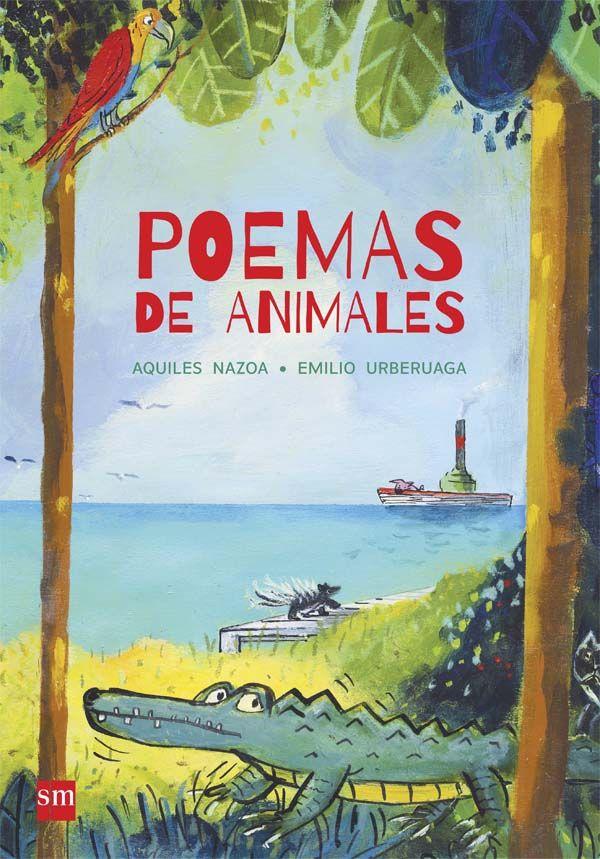 Un libro para que los primeros lectores se familiaricen con la poesía, con ilustraciones llenas de humor recopila casi 30 divertidos poemas de animales del autor venezolano Aquiles Nazoa. http://rabel.jcyl.es/cgi-bin/abnetopac?SUBC=BPSOh&ACC=DOSEARCH&xsqf99=1814529