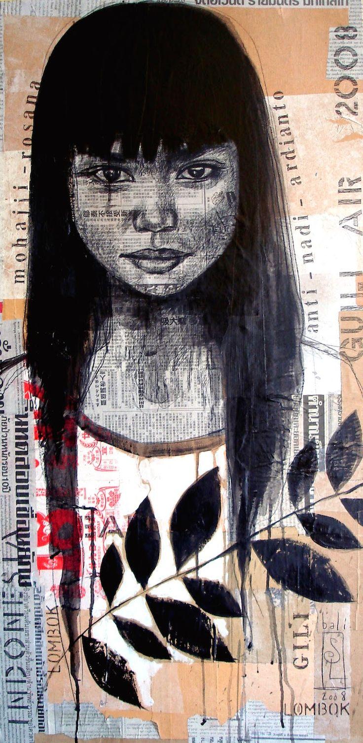 Stéphanie Ledoux - Carnets de voyage: Indonesia