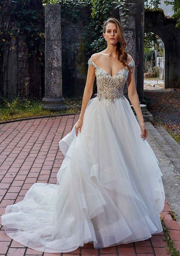 Eve Of Milady Bridal Wedding Dress Collection Fall 2018 Brides Adelaide Weddingplanner Sparrowweddings