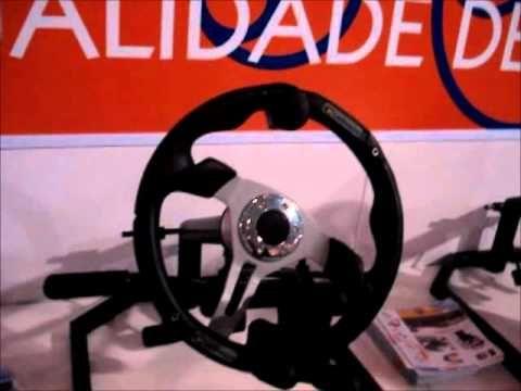 COMPRANDO CADEIRA NA REATECH 2011 - YouTube