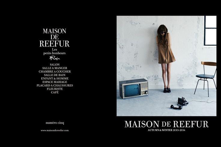 2013 AUTUMN - CATALOGUE | Maison de Reefur