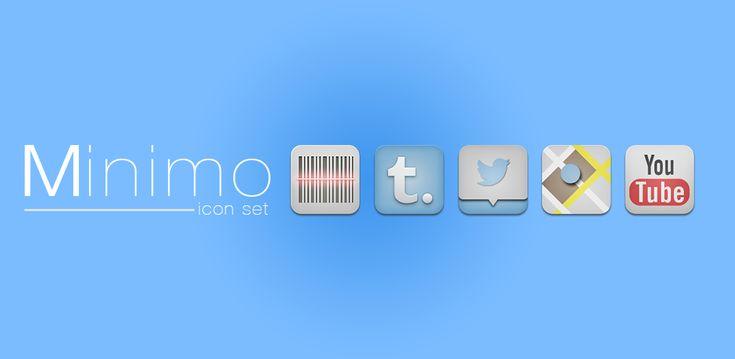 minimo icon pack by AlexJMiller.deviantart.com on @deviantART