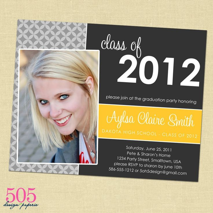 Best Place Print Graduation Announcements