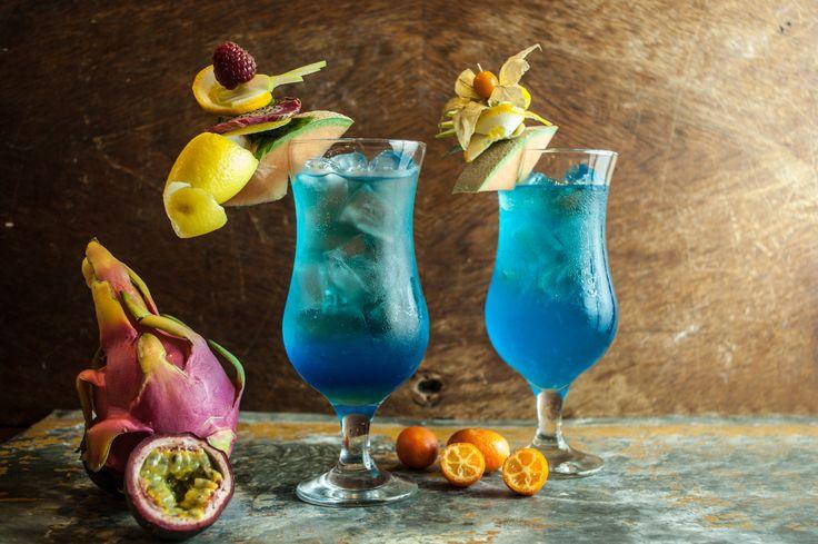 Karnawał trwa! A może macie ochotę na kolorowe drinki? #drink #restauracja #karnawał #beskidy #hotel #hotelklimek #góry #polska
