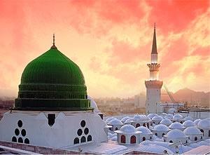 المدينة المنورة، المسجد النبوي