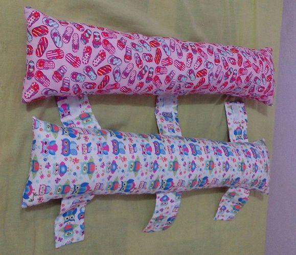 Almofada para cinto de segurança infantil