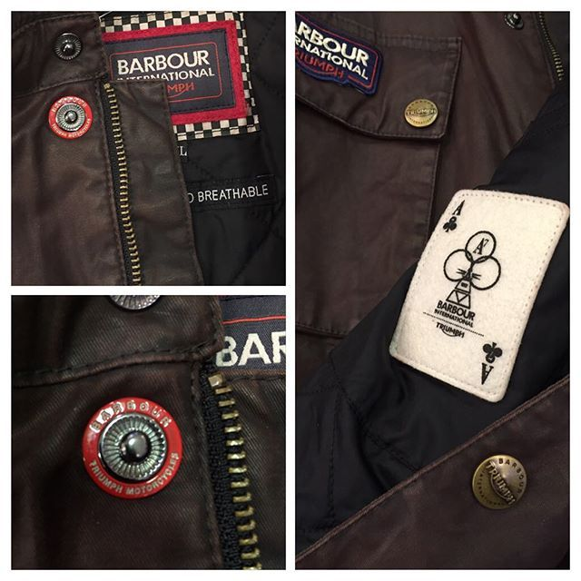 #johnandy #barbour #jacket #triumph #motorcycle #call_for_orders #00302109703888  https://www.john-andy.com/gr/brands/barbour.html?limit=all