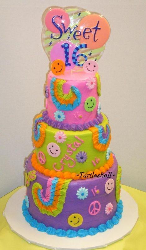 happy sweet 16 hope happy life choices big sweet 16 birthday cake