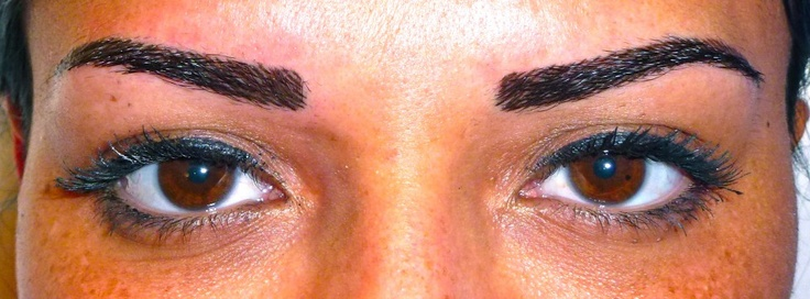 15 best images about sourcils maquillage permanent by maud on pinterest paris and galleries - Maquillage permanent sourcils poil a poil ...