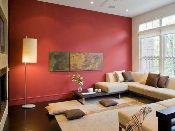 wohnzimmerfarben - Modernes Wohnzimmer Farben