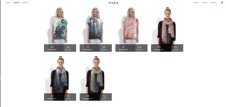 My Vida collection clothing line has been pretty well pre-ordered already, for example this Misty Forest shirt has been pre-ordered two times, by the way, the Misty Forest photo was selected as a photo of the day yesterday to Smithsonian magazine, and earlier it won the photo of the month title in the One Million Photographers site.  Vida is an international clothing company who manufactures clothes from art and they asked me to be one of the artitst for their fashion collection and I…