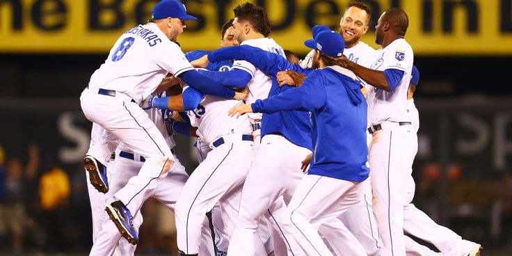 Cops can be fans, too.  While the Kansas City Royals fought for their playoff lives Tuesday night in a 12-inning victory over the Oakland Athletics, Kansas City Police had a teeny request for citizens.  We really need everyone to not commit crime...