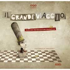Castagnoli, Pacheco, Il grande viaggio, Logos