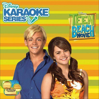 Disney's Karaoke Series: Teen Beach Movie Something to play at the party! :)