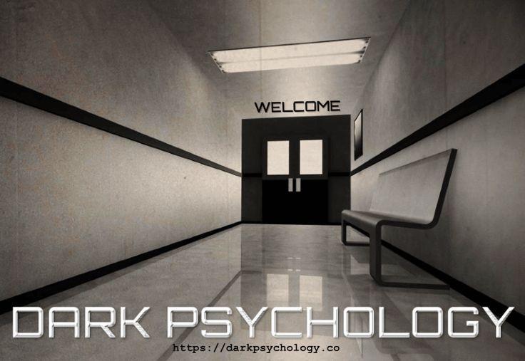216 Best Images About Dark Psychology On Pinterest