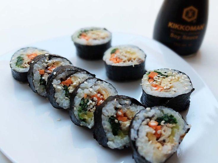 Gimbap, sushis coréens  - La Polygraphe