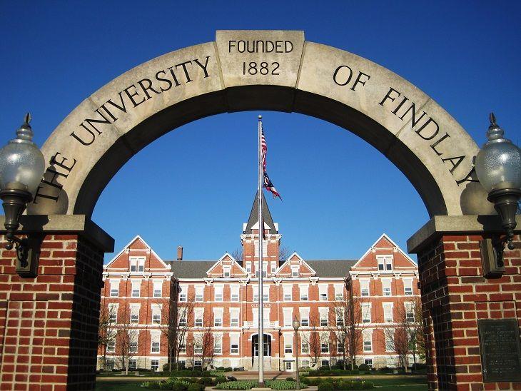 university of findlay   The University of Findlay by AkaAngelfangs on deviantART