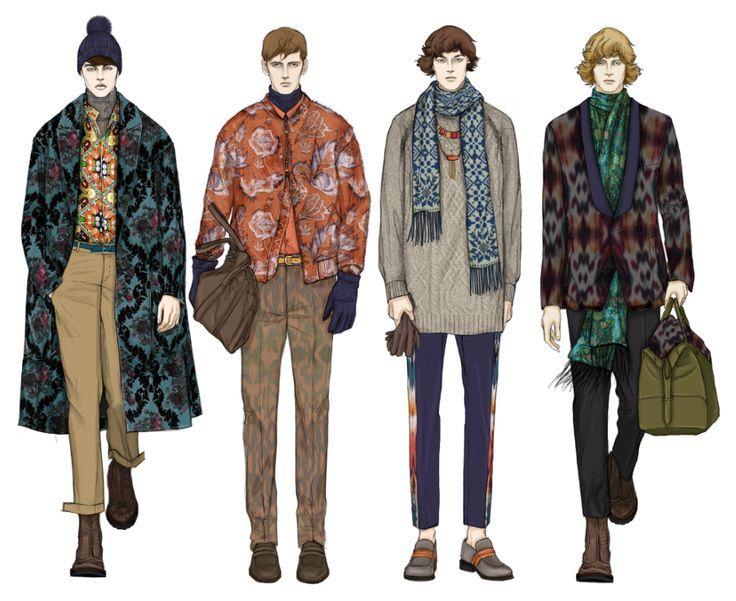 Image result for mens fashion sketch