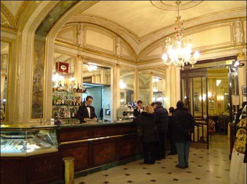 Caffe Grambinus Neapel