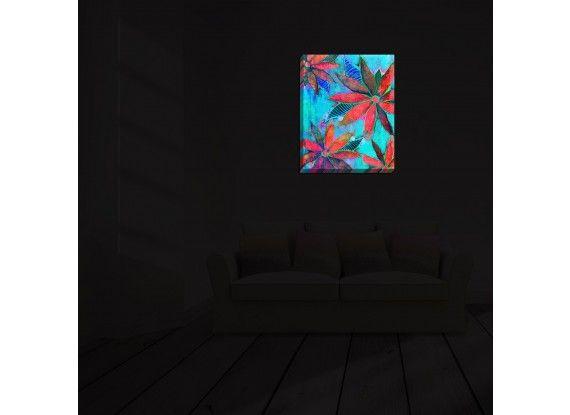 Illuminated wall art by robin mead essence